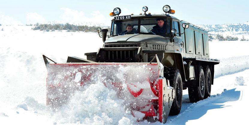 Выкуп снегоуборщиков
