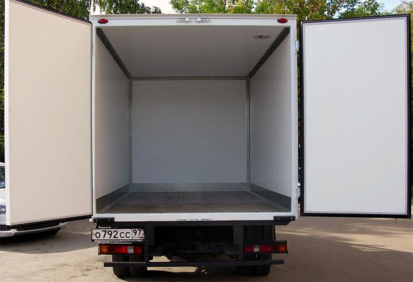 Выкуп изотермических фургонов