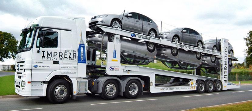 Выкуп автовозов