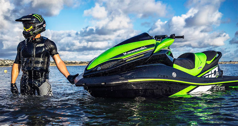 Выкуп водных мотоциклов