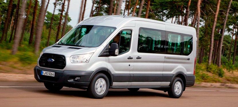Выкуп микроавтобусов