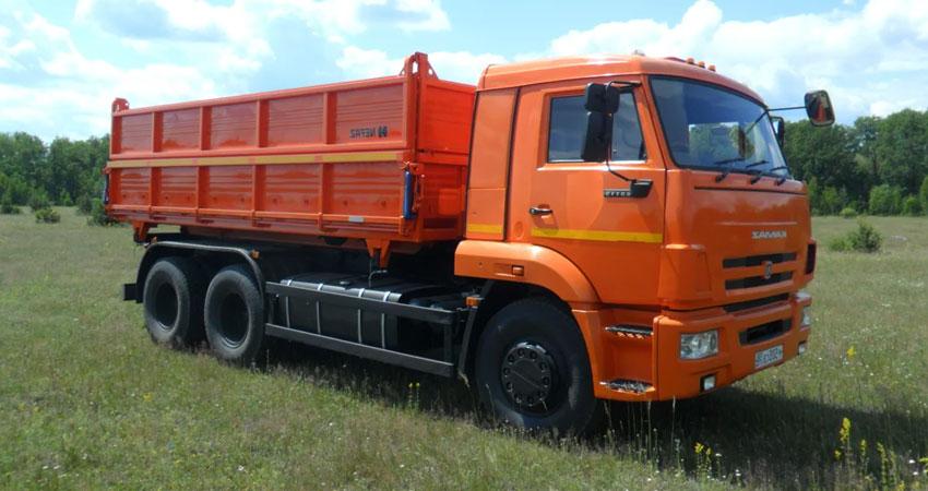 Продать КАМАЗ бу сельхозник выгодно в компании «Авто-АТВ»